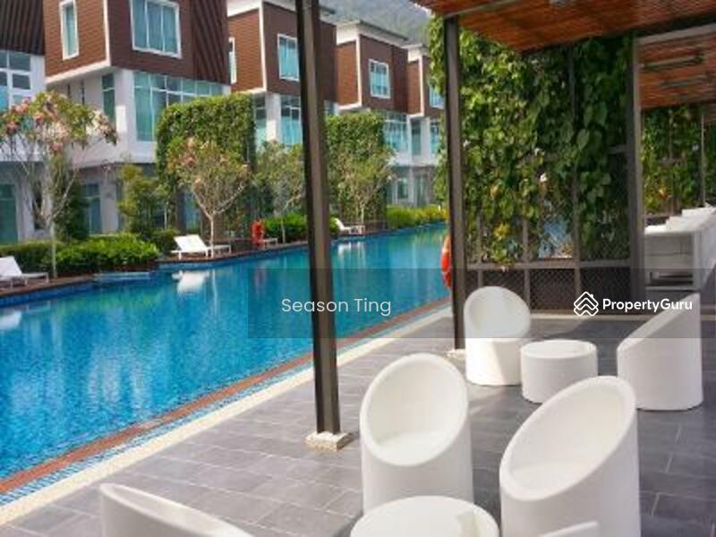 Permai garden 3 storey terrace house tanjung bungah for Terrace house season 3