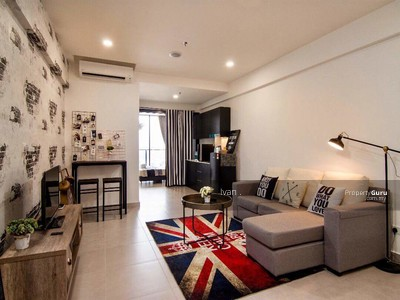 Klcc Ampang Fully Furnished Studio Near Height
