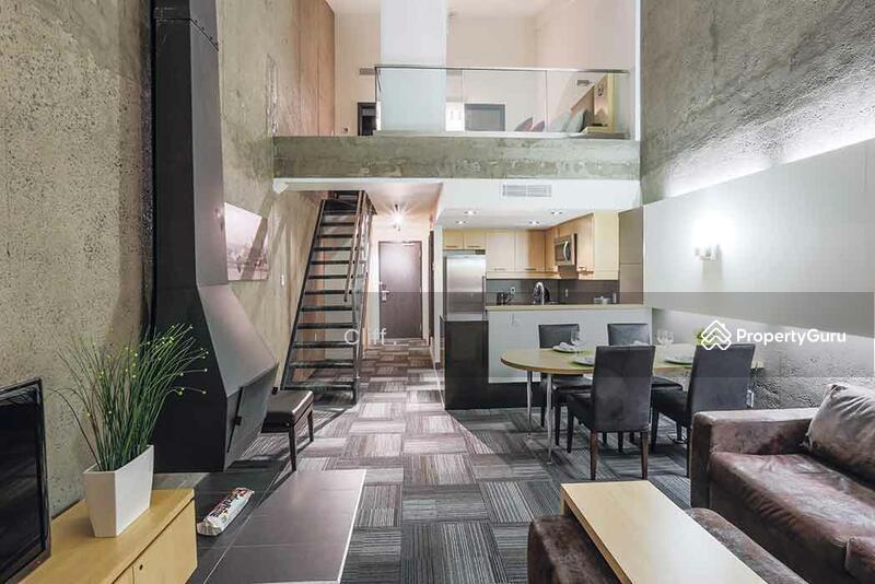 Studio Apartment Kl met] phase 1 kl metropolis *duplex/studio, mont kiara, persiaran