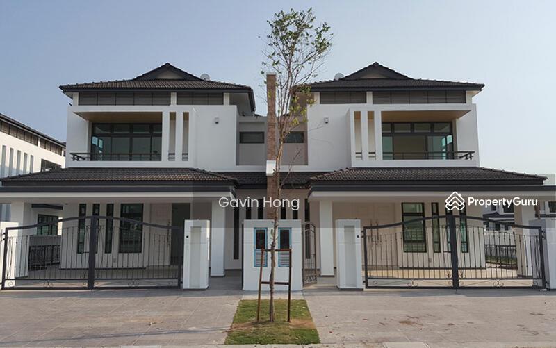 Eco botanic the eastwell eco botanic nusajaya johor 5 for Eco houses for sale