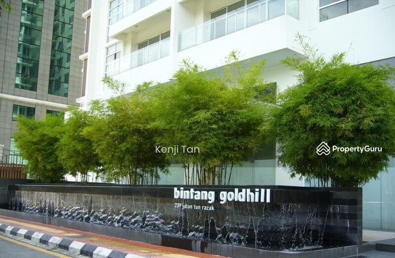 Bintang Goldhill 239 Jalan Tun Razak Kl City Kuala Lumpur 1 Bedroom 775 Sqft Apartments