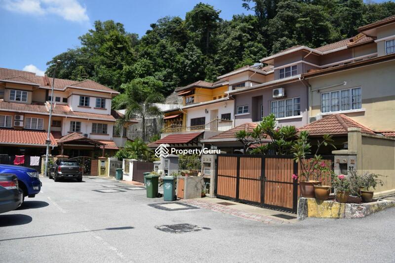 2 Storey House For Sale Of 2 5 Storey Terrace House Bukit Setiawangsa Taman