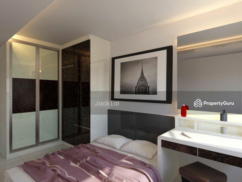 Bangsar Indah 247 Jln Limau Purut Lorong Maarof Bangsar Kuala Lumpur 1 Bedroom 700 Sqft