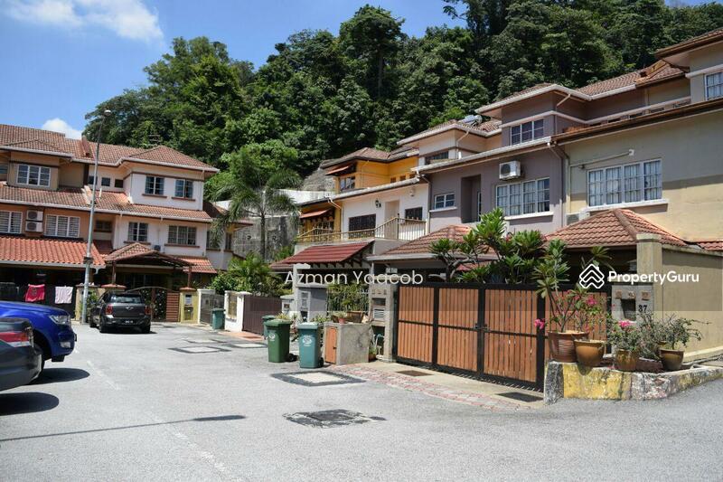 2 5s terrace house bukit setiawangsa taman setiawangsa for Terrace house season 3