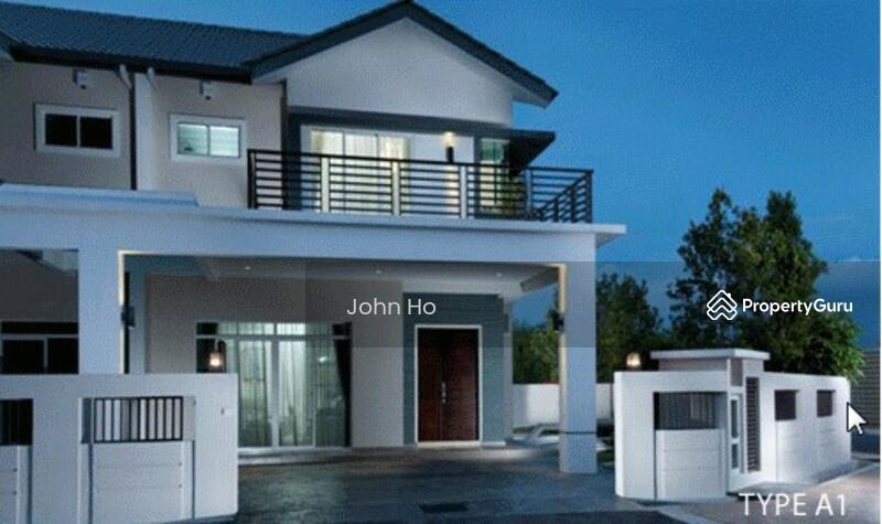 Double Storey House Desa Pandan Kuala Lumpur 4 Bedrooms 2688