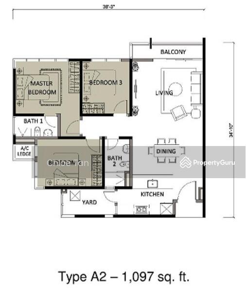 Room For Rent Kota Kemuning