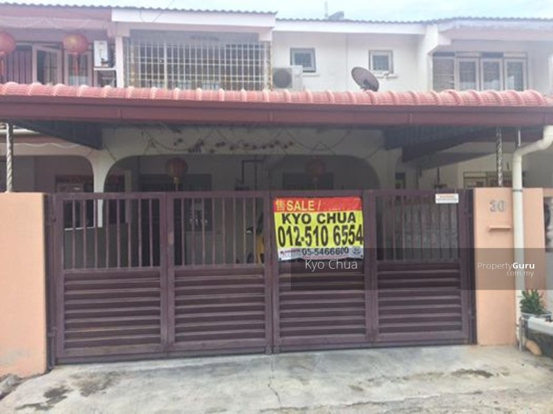 Double storey terrace house for sale in taman arkid for 3 storey terrace house for sale