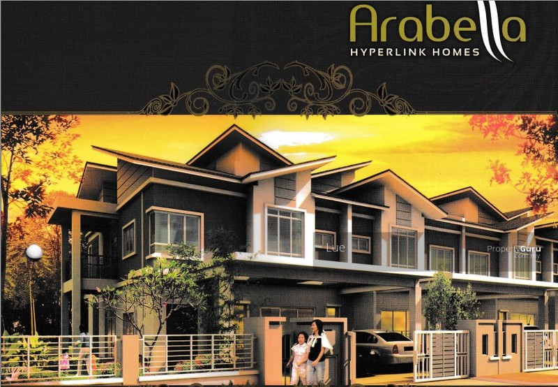 2 storey superlink house d 39 kayangan for sale jalan for 2 storey house for sale