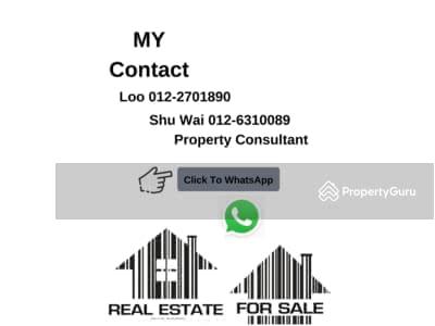 For Sale - NEW Completed, Elegance Homes GnG, Puchong Bungalow-Elite, MEX near USJ, Subang, Putrajaya