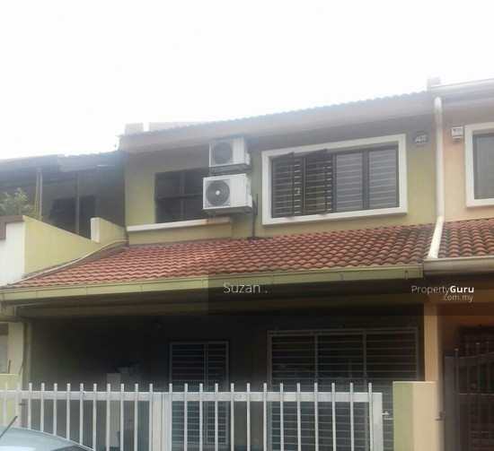 Taman dagang permai ampang 2 storey terrace house for sale for 2 storey house for sale
