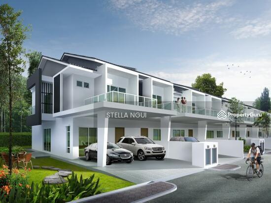 Modern Design 2 Storey Superlink House Dengkil Dengkil