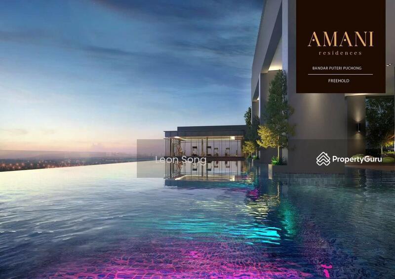 [BOOKING RM1, 000 ONLY] New Project, Amani Residences Condo at Bandar  Puteri Puchong