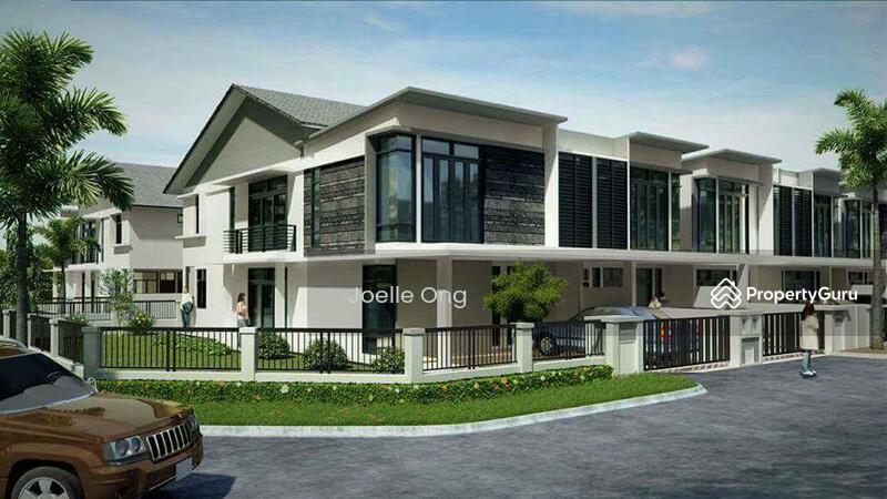 New double storey seremban 2 seremban negeri sembilan 4 for 2 storey house for sale