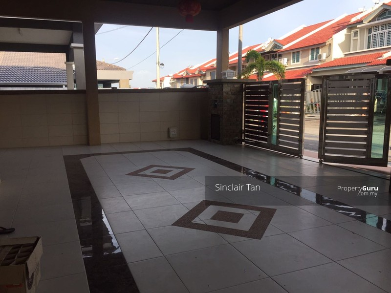 Single Storey Semi D Taman Bemban Height #97535861