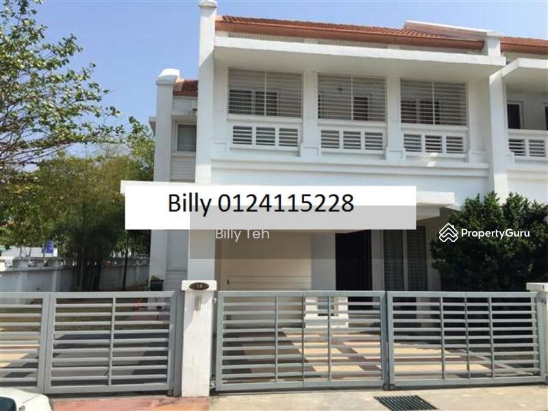 Ariza Courtyard Corner Terrace Denai Pinang Tanjung