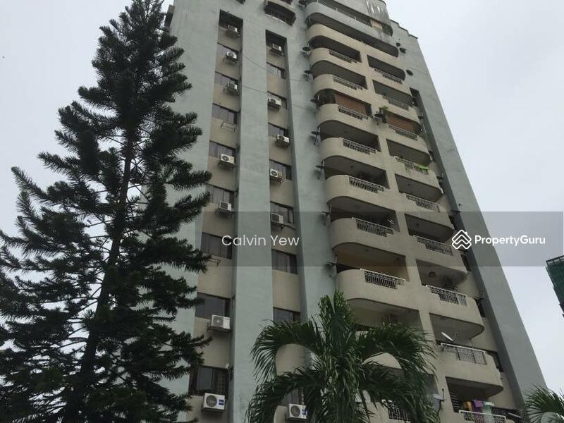 Sri Bangsar Apartment 1254sf 2r 2b Ff 97681277
