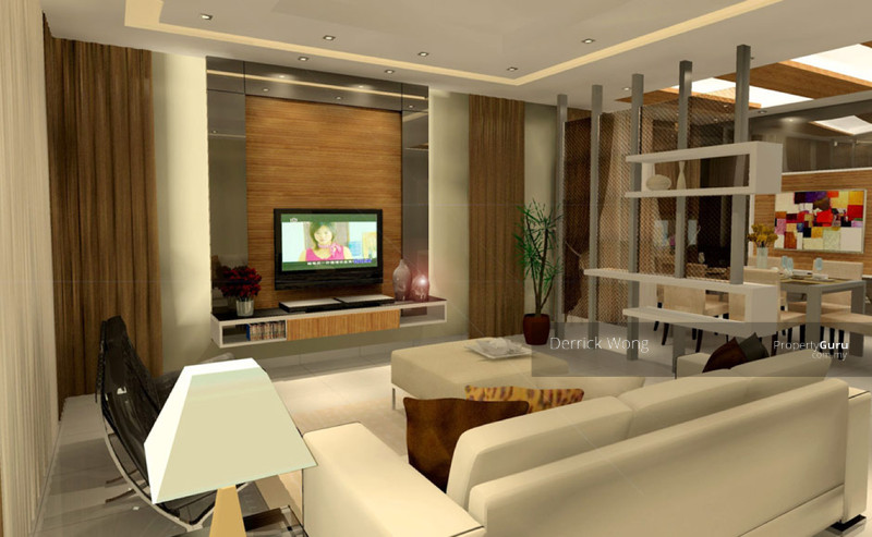 Sebana cove pengerang rapid desaru sebana cove for Modern living room malaysia