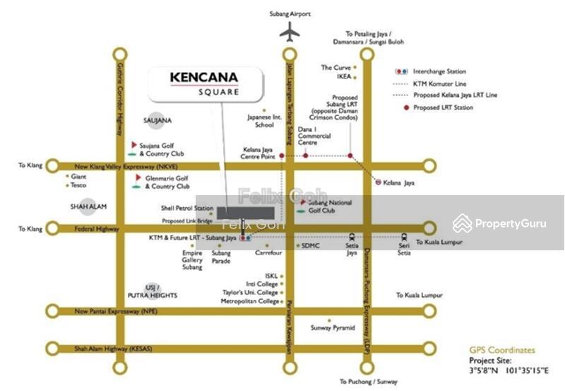 UOA Business Park, Subang Jaya, Selangor, 2067 Sqft ...