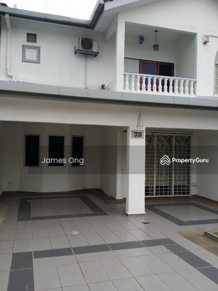 Taman Jasmin Kajang Prima Bukit Mewah Kajang Selangor 4 Bedrooms Terraces Link Houses