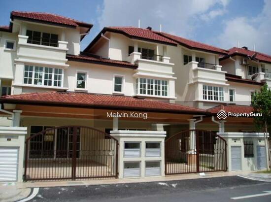 Desa Aman Puri Kepong Kepong Kuala Lumpur 5 Bedrooms