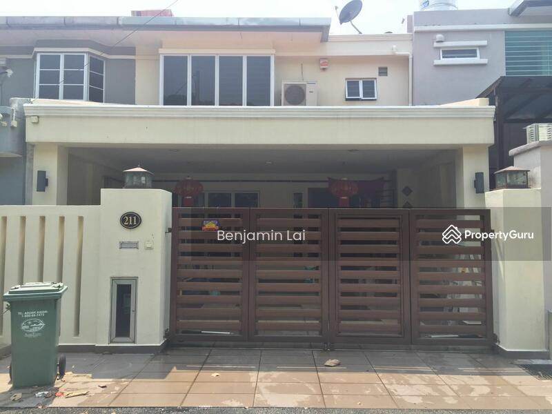 Bandar Menjalara Kepong Kepong Kuala Lumpur 4 Bedrooms 2200 Sqft Terraces Link Houses
