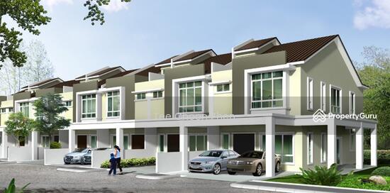 New 2 Storey Superlink Freehold Subang Jaya Petaling