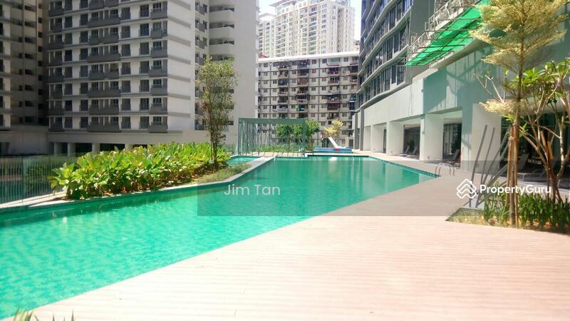 Kl Gateway Residences Kl Gateaway Jalan Kerinchi Bangsar South Kuala Lumpur 2 Bedrooms 900