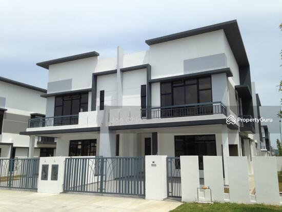 Taman Bukit Indah Garden Villa Jalan Indah 11 Taman