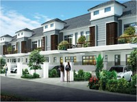 Find terraces link houses for sale in taman desa kuala for 11 jackson terrace freehold nj