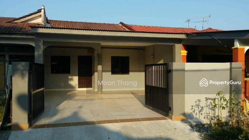 Taman selasih single storey terrace house for sale for 3 storey terrace house for sale