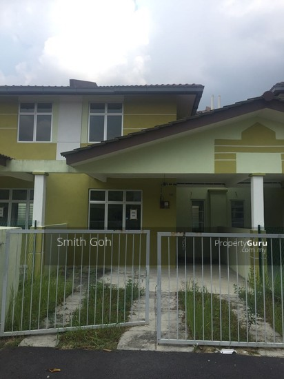 Jalan nusaria taman nusantara double storey medium cost for 2 storey house for sale