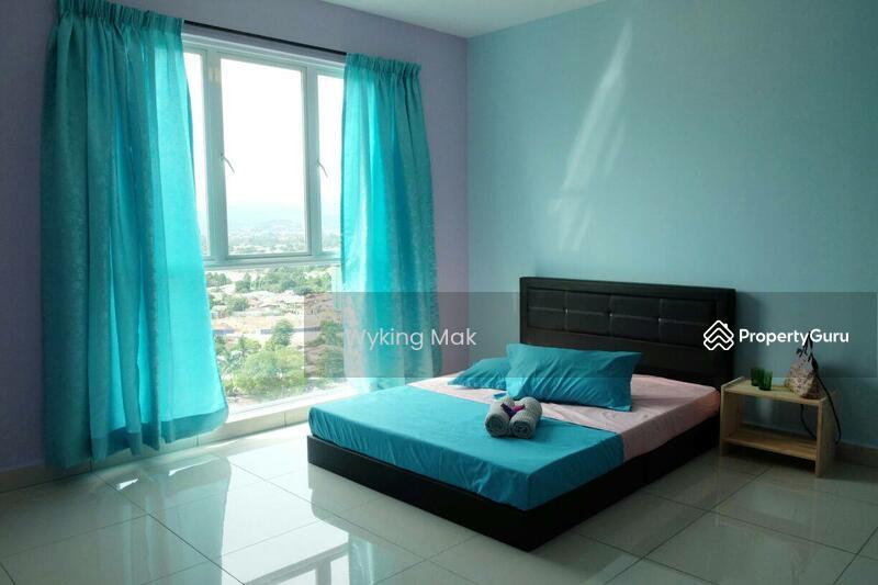 Bayu Sentul Condominium Jalan Sentul Pasar Off Jalan Dato Senu 3 Sentul Kuala Lumpur 3