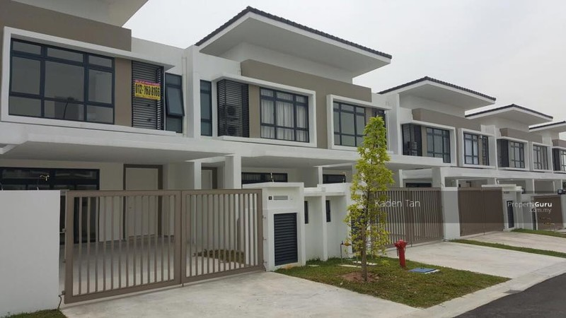2 storey terrace house the valley west 22 39 x 75 for 2 storey house for sale