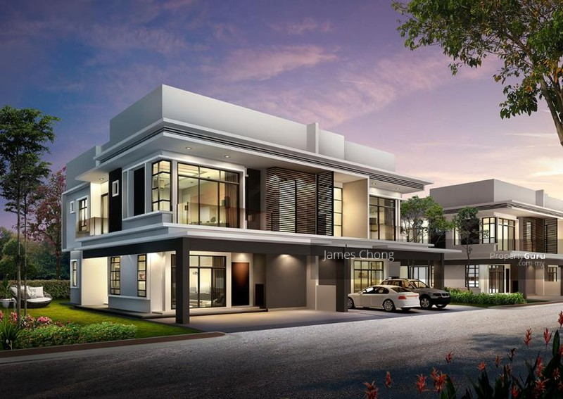 2 storey new 22x85 superlink house future most strategic for 2 storey house for sale