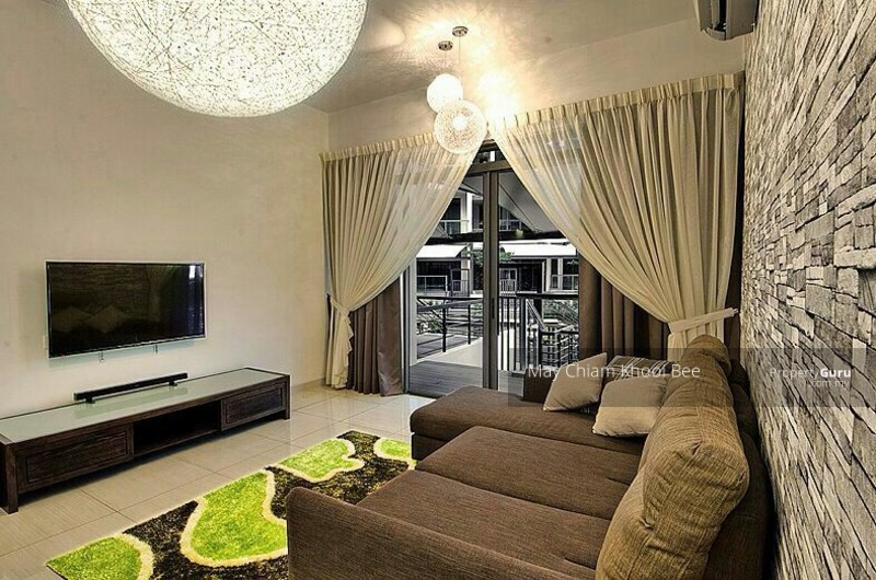 The Light Collection 2 Garden Unit Fully Furnished Gelugor Timor