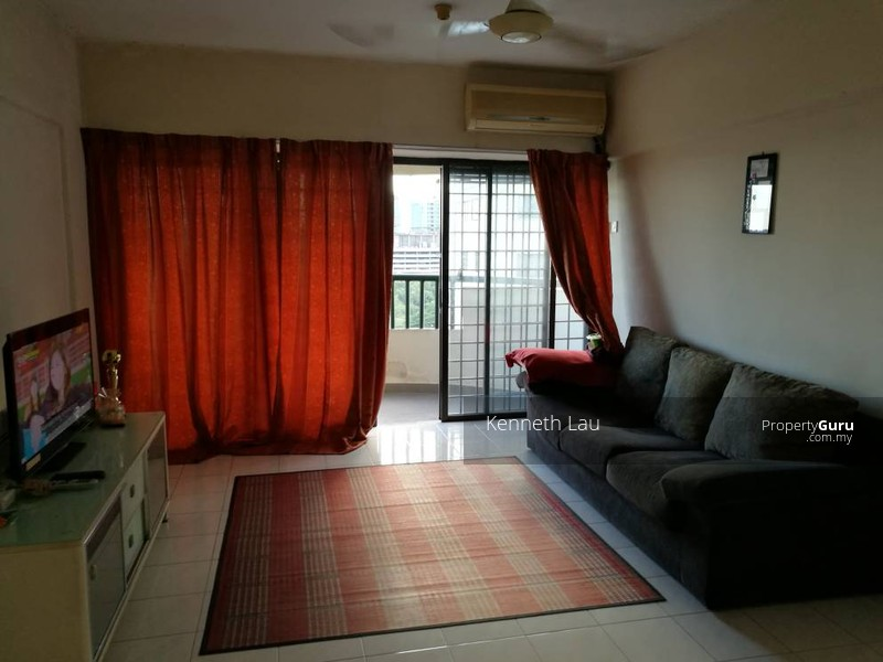 Anjung Hijau Bukit Jalil Room For Rent