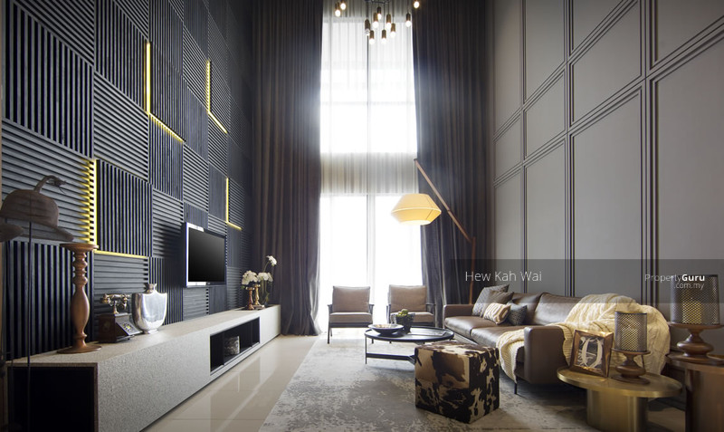 Freehold Modern Living Style Condo, CONQUAS Development, Strategic Location  Nr 1U, Damansara,