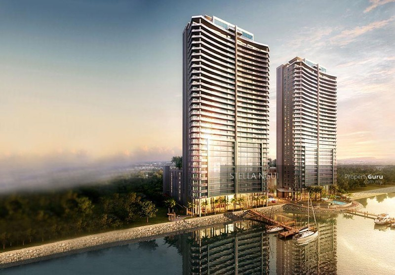 FREEHOLD 3R2B LUXURY CONDO WITH CASH REBATE   SHAH ALAM #105654455
