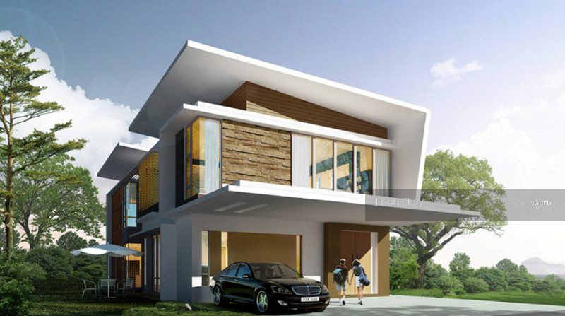 New Launching 60x100 2 Sty Bungalow House New Resort Greenery