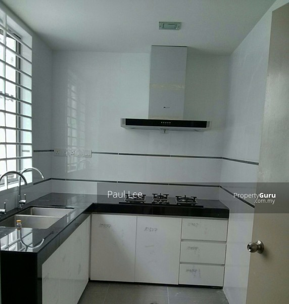 Puchong Taman Putra Prima 2 Sty House Partly Furnished Kitchen Cabinet
