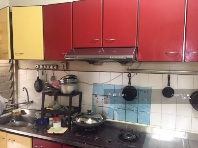 Green Home Kitchen Kepong