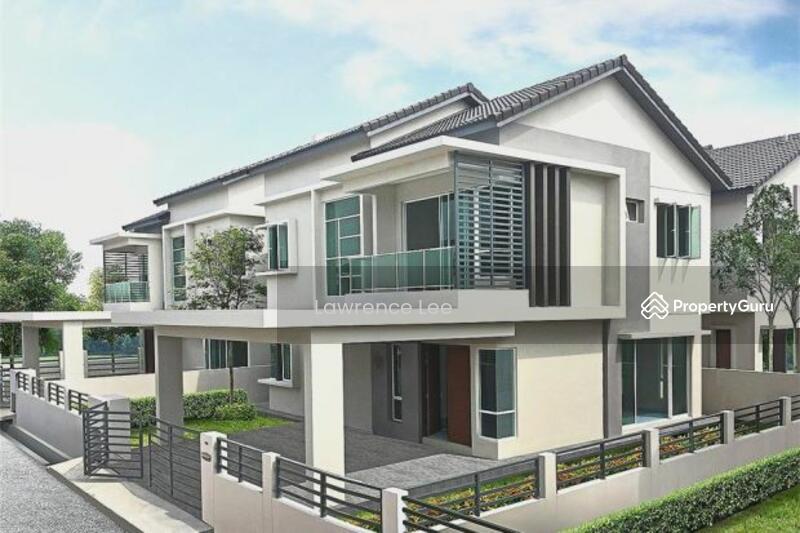 Ready Show House Unit Double Storey Corner Nr Bangi Nilai Bukit Mahkota