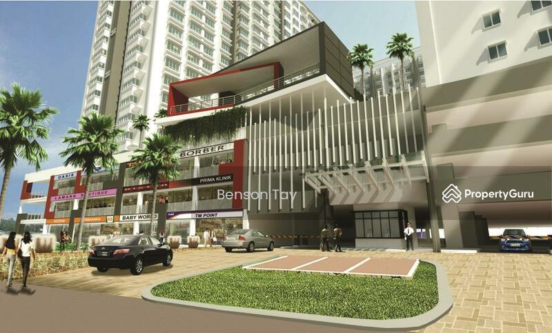 Palm Garden Seri Kasturi Seri Baiduri Seri Mutiara Apartment Setia Alam Bukit Raja Setia Alam ...