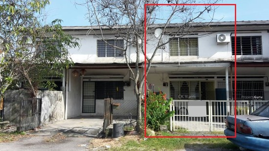 2 stry terrace house at taman datuk leow yan sip taman for Sip homes for sale
