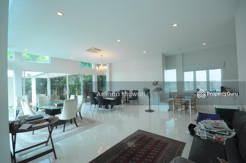Bungalow tar villas ampang modern design with swimming pool 107717723