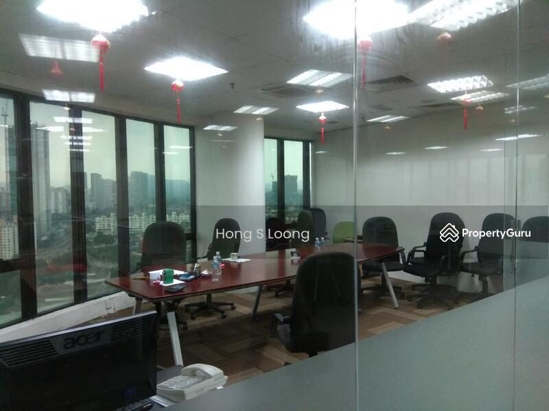Office Room For Rent In Petaling Jaya