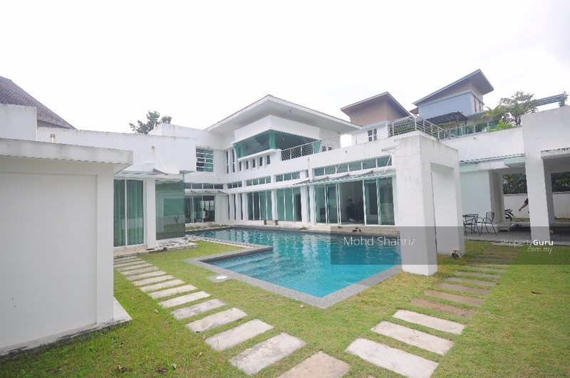 Bungalow tar villas ampang modern design with swimming - Bungalows with swimming pool in sri lanka ...