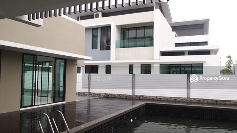 East Ledang Noble Park Iskandar Puteri Pool Villa Bungalow Jalan Hang Tuah East Ledang Johor