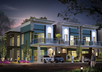 New Double Storey 22x75 new township with clubhouse at KL