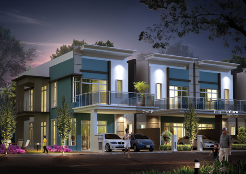 New Double Storey 22x75 new township with clubhouse at KL #109644503